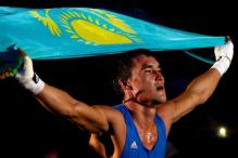 Sapiyev pummels his way to gold in boxing