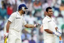 'Never said Dhoni didn't support Laxman'