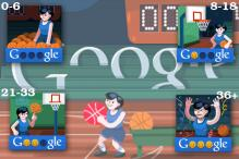 Tips: Score more in London 2012 basketball doodle