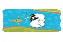 Google's wrist-wrecking London 2012 slalom canoe