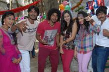 Kannada film 'Lossugalu' hits the floor