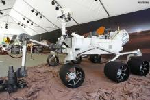 NASA's rover Curiosity on course to land on Mars