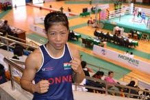 Satisfied with my effort, says Mary Kom