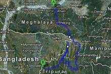 Meghalaya: 22 killed as bus falls into gorge