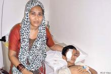 School watchman strikes 10-yr-old boy on the eye