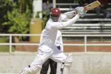 2nd Test: WI hold edge chasing 206