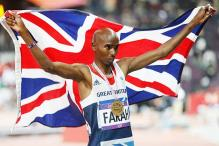 Olympics: Farah wins gold in men's 10,000m