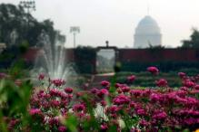 Rashtrapati Bhawan Mughal Gardens a hit on Youtube