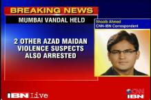 Mumbai: Second Amar Jawan Jyoti vandal arrested