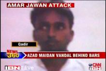 Mumbai: One arrested for attack on Amar Jawan Jyoti