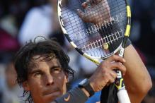 Knee injury rules Nadal out of Cincinnati Open