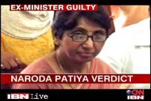 Naroda Patiya massacre: Modi's minister, 31 others convicted