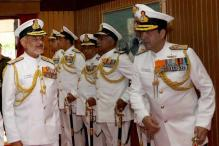 Admiral DK Joshi takes over as new Navy Chief