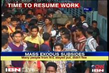 Bangalore: Will Indians from the Northeast return to work?