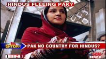 News 360: Pak Hindus want to stay back in India