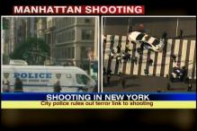 Gunman, another killed in shooting outside NY Empire State Building