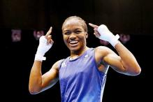 Nicola Adams wins women's boxing flyweight gold