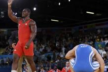 Wrestler Lopez Nunez wins gold for Cuba