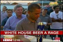 White House and Obama's little beer secret