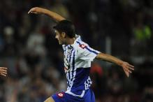 Deportivo register easy win against Osasuna