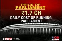 Repeated Parliament adjournments cost Rs 5.1 cr in 3 days