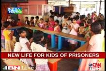 A Bangalore home giving new life to children of prisoners