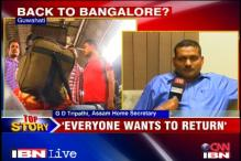 NE exodus: Everyone wants to go back, says Assam Home Secy