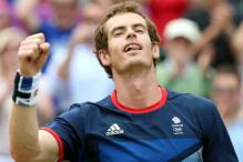 Men tennis: Britain's Murray reaches semi-final