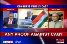 My comments against Vinod Rai, not CAG: Digvijaya