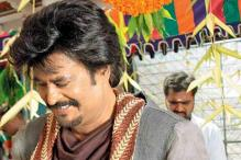 Rajinikanth gives health tips to Shatrughan Sinha