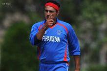 Afghanistan gamble on Hamid for World T20