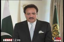 Pak not behind NE hate messages, says Malik
