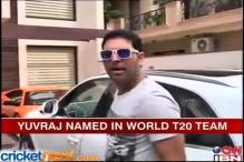 Yuvraj's inclusion for World T20 surprising
