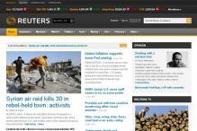 Reuters website hacked, false Saudi blog posted