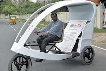 Chennai: Rickshaw gets an 'eco' makeover