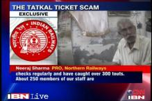 Railway ticket fraud: Touts the biggest issue, admits PRO