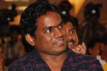 Yuvan Shankar Raja celebrates his 33rd birthday