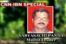 Sabyasachi Panda expelled from CPI(Maoist)
