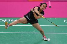 Badminton medal hunt: Saina vs China in the semis