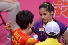 Happy to have won at least bronze, says Saina