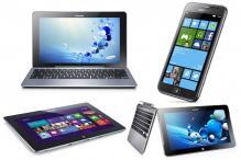 Samsung announces Windows 8 PCs, tablet, phone