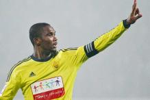 Eto'o named in Cameroon squad after serving ban
