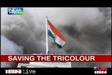 Saluting the men who saved the Tricolour from fire