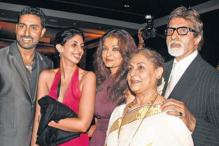 Shweta is the most knowledgeable Bachchan: Big B
