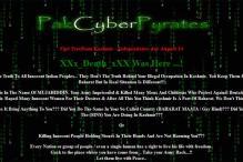 Pak hackers deface inactive Railways website