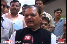 Coalgate: Minister admits recommending firm to PMO