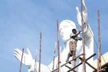 T'puram gets India's tallest Christ statue