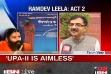 Ramdev is innocent till proven guilty: Tarun Vijay