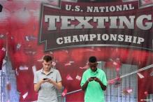 17-year-old boy is the fastest texter in US