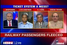 Is the railway ticketing system in complete shambles?